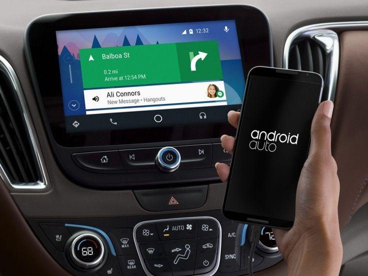 Google Allo ganha suporte para o Android Auto