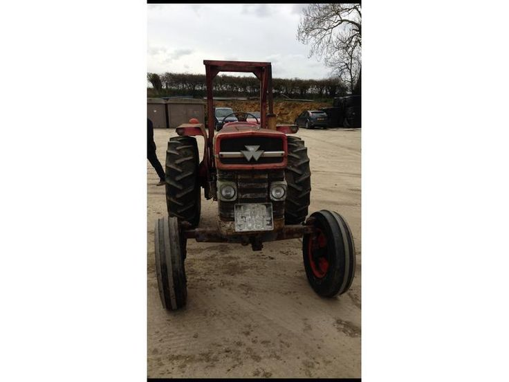 1967 MASSEY FERGUSON 165 Diesel Tractors in Hollington | Auto Trader Farm
