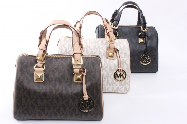 Michael kors...love this style bag a little small for me though