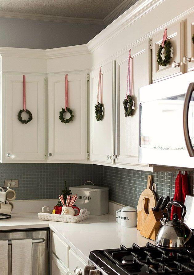 20 Ideas De Decoración De Navidad Para Casas Pequeñas