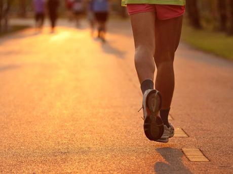 Good to know for when I decide to run my first full: 13 Tips to Run a Strong First Marathon
