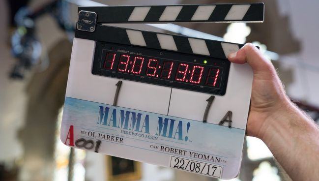 Here We Go Again: Mamma Mia! Sequel Begins Production   Here We Go Again: Mamma Mia! sequel begins production  Universal Pictures has announced today that principal photography has begun on Mamma Mia! Here We Go Again the upcoming sequel to the hit 2008 film. Ten years after Mamma Mia! The Movie grossed more than $600 million around the world you are invited to return to the magical Greek island of Kalokairi in an all-new original musical based on the songs of ABBA. The musical comedy will…
