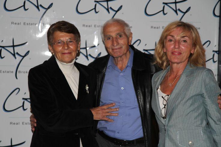 #Bianca Marijan #CityBrokerage #GrandOpening #Party