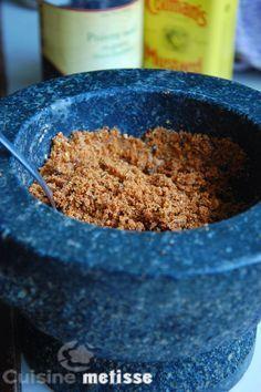 Mélange d'épices cajun – la poudre magique | Cuisine Metisse