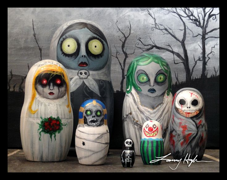 NESTING DOLLS, OMG someone get me these!!