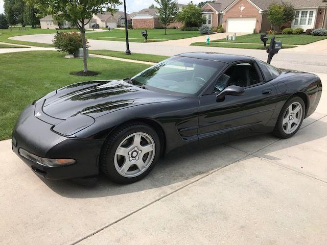 1999 Corvette For Sale >> 1999 Corvette T Top For Sale Indiana 1999 Corvette