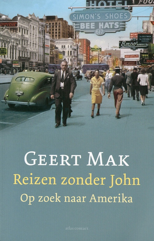 Op 23 september 1960 vertrok de schrijver John Steinbeck voor een expeditie dwars door het Amerikaanse continent. Hij wilde zijn land en zijn landgenoten opnieuw leren kennen. Precies vijftig jaar later treedt Geert Mak in zijn voetsporen. Wat is de afgelopen halve eeuw in de Amerikaanse steden en dorpen veranderd? Welke dromen joegen de Amerikanen na? Wat is ervan terechtgekomen? En bovenal: wat hebben Amerika en Europa in de eenentwintigste eeuw nog gemeen?
