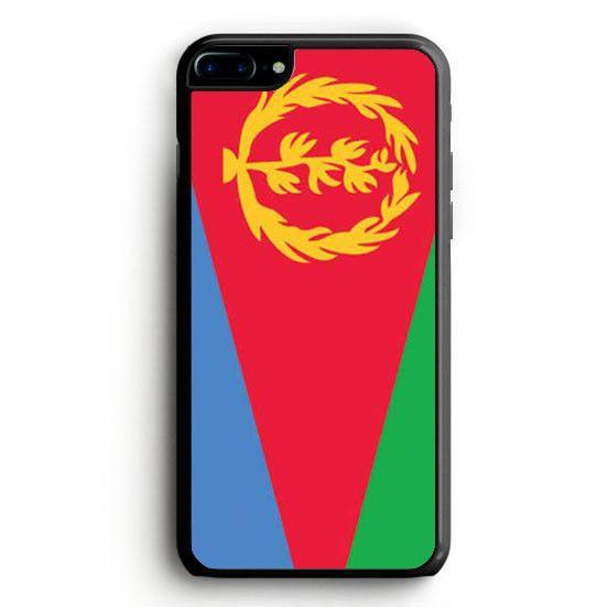 Eritrea Flag iPhone 7 Plus   yukitacase.com