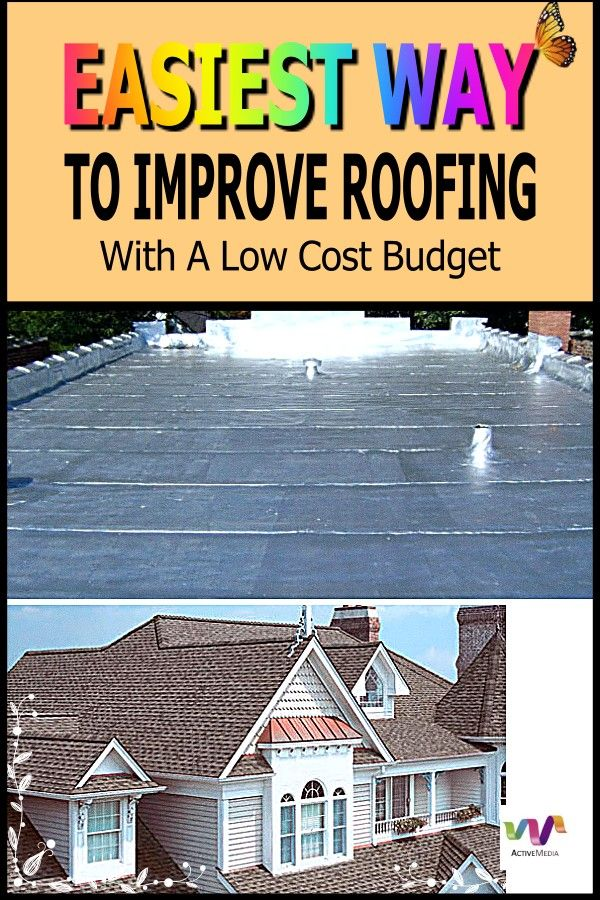Excellent Information On Taking Care Of Your Roof In 2020 Roofing Roof Roofing Jobs