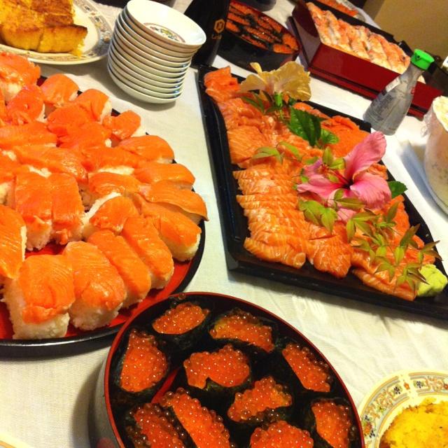 Oh my sushi! :O