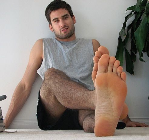 Male gay sexy feet first time straight jock