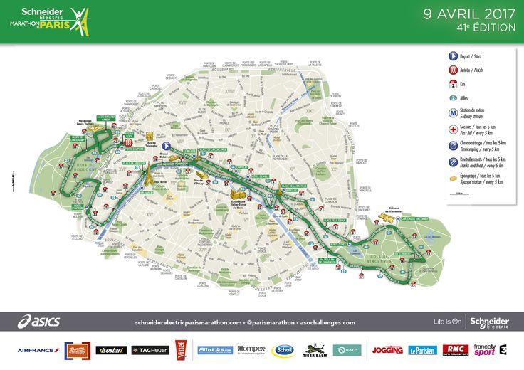 Marathon de Paris: quelles routes éviter ce dimanche?