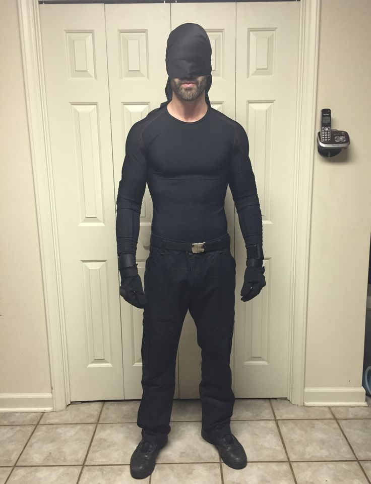 Netflix Daredevil Halloween costume