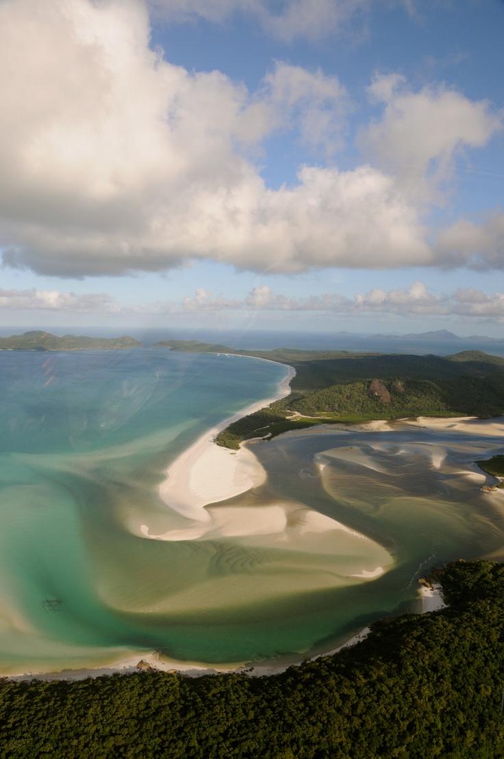 Whitehaven Beach, Australia 2011