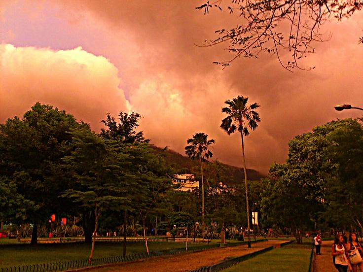 Praça Santos Dumont