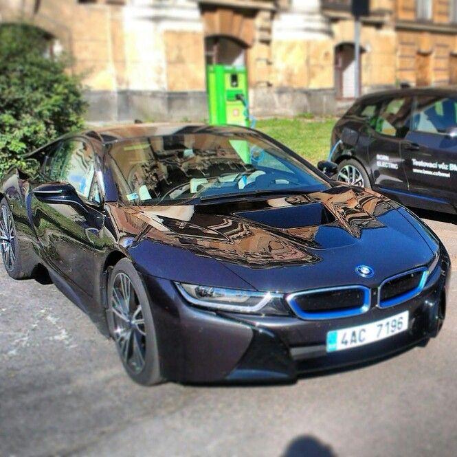 BMW i8 - great ride!