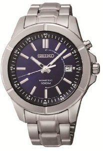 Seiko Kinetic 3 Hand Watch Ska539