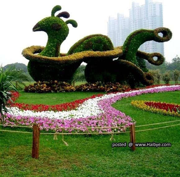 Amazing Topiary: 32 Best Topiary Sculpture Images On Pinterest