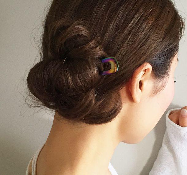 Cast Metal U Hairpin 魔法のヘアピン Colette Malouf Nyヘアアクセサリーブランド 日本公式サイト ヘアアクセサリー ヘアピン アクセサリー