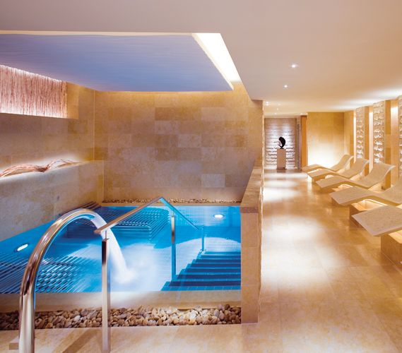 Most luxurious spa pools, hydrotherapy treatment pools - Spas + Treatments - Spa The Beauty Authority - NewBeauty