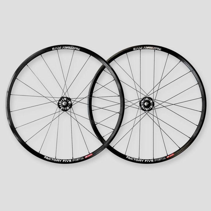 Pista Wheelset – Factory Five