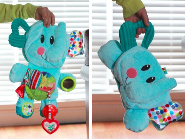 Fold 'n' Busy Go Elephant #PlaySkool #PlayStowGo