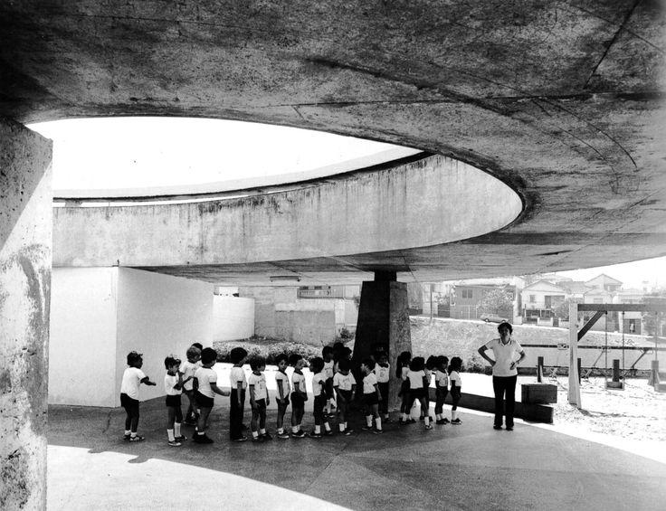 vilanova artigas, scuola materna