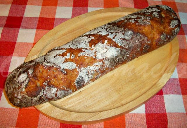 Cooking with love  !  : BAGHETA DUKAN (BAGUETTE DUKAN )