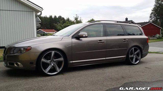 Garaget   Volvo V70 D5 momentum (2008)