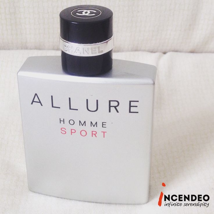 Chanel Allure Homme Sport Fragrance for Men. #chanel #allure #homme #sport #fragrance #perfume #men #jacquespolge #2004 #incendeo #infiniteserendipity #香水 #男士 #运动