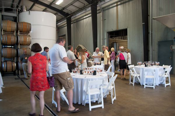Vineyard Tour and Winery Lunch with Name that Pinot at Argyle Winery - Dundee, OR | StarChefs.com