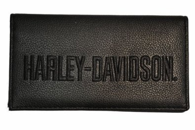 13db8698771 Awesome checkbook cover. This is definately on my Christmas list for me.... Harley  Davidson
