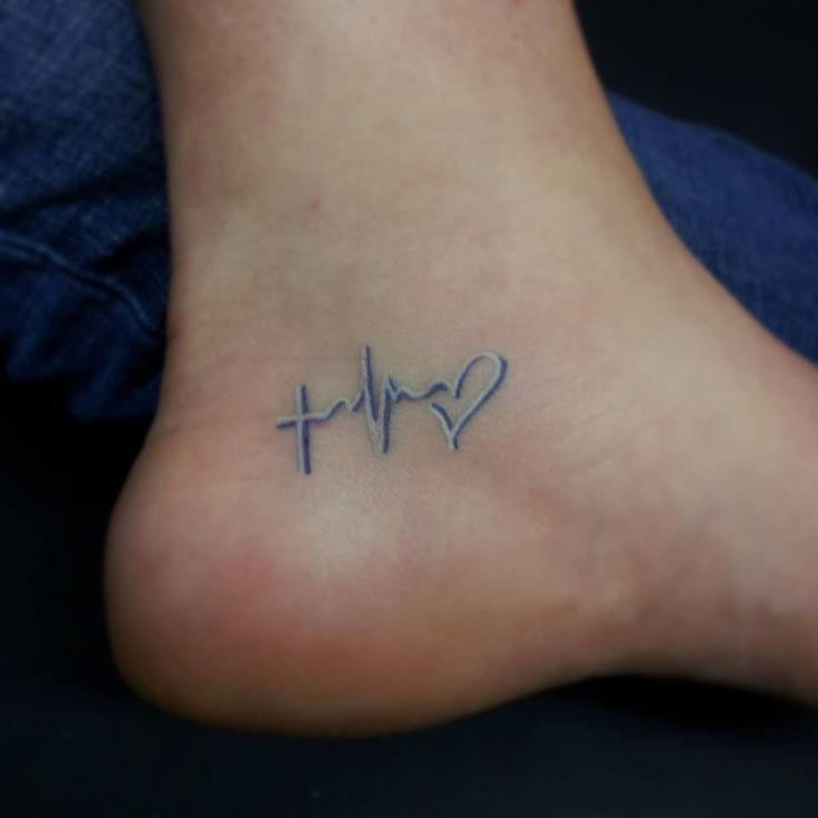 faith, hope, love tattoo simple tattoo