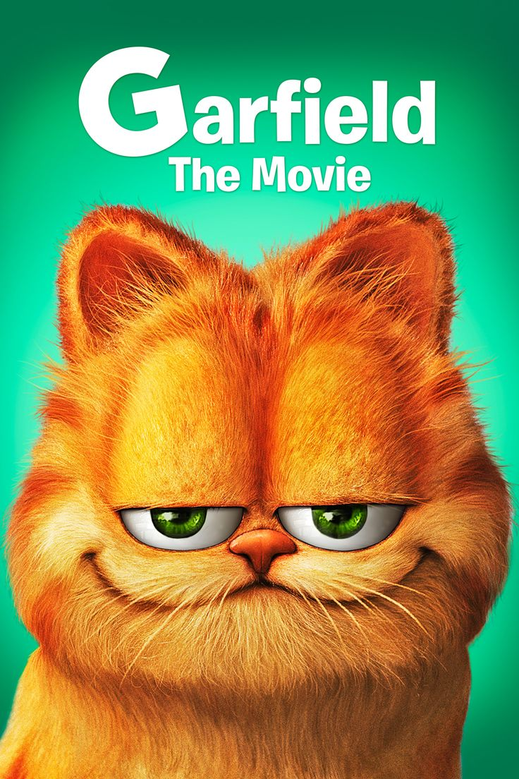 Garfield: The Movie Movie Poster - Breckin Meyer, Jennifer Love Hewitt, Stephen Tobolowsky  #Garfield, #TheMovie, #BreckinMeyer, #JenniferLoveHewitt, #StephenTobolowsky, #PeterHewitt, #KidsFamily, #Art, #Film, #Movie, #Poster