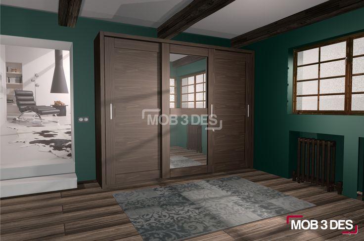 M s de 1000 ideas sobre armario colgante en pinterest for Espejo y barra montessori