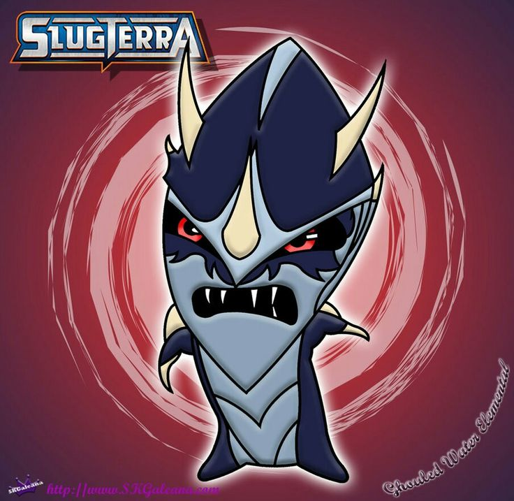 slugterra water ghoul elemental also you can watch