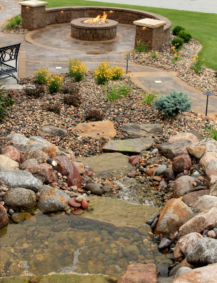 46 best Bubbling boulders images on Pinterest Landscaping ideas