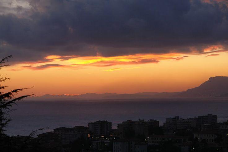 Beautiful sunset.Photo in BlumenRiviera - Google Photos