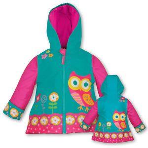 Owl Raincoat