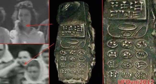 Archaeologists from Austria claims that they have discovered an 800-year-old cell phone of alien origin. The phone has cuneiform writing marked and engraved on its keys. The shocking discovery shows how the phone looked eerily like an old Nokia phone. UFO enthusiasts also shared that the object proves that aliens did visited the Earth with superior technology or that time travel truly does exist.
