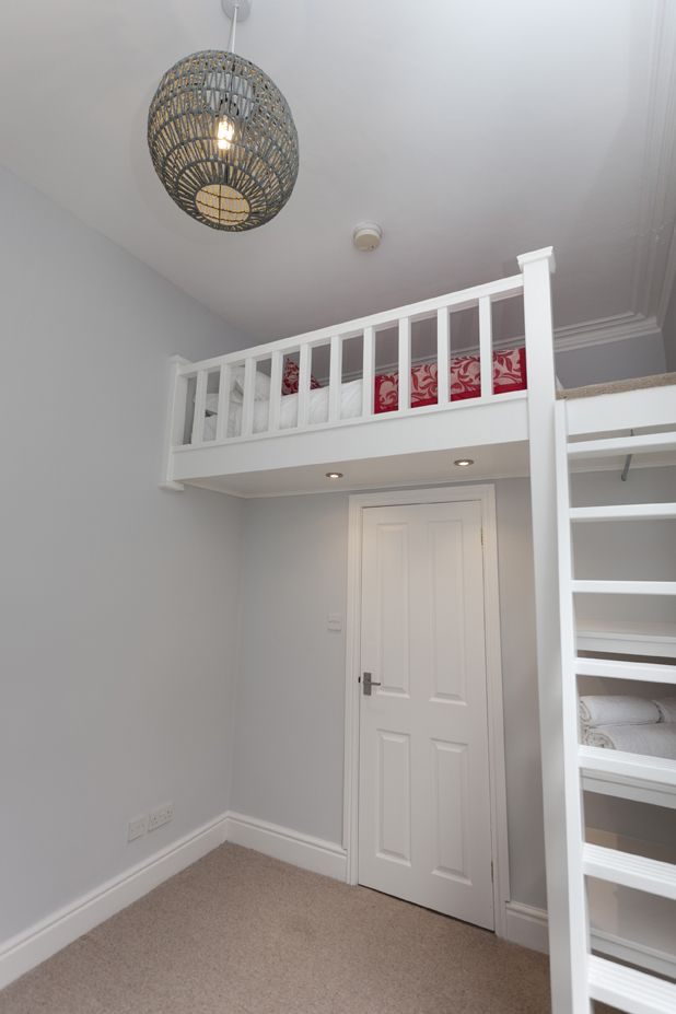 This is definitely the best type of property ladder!!