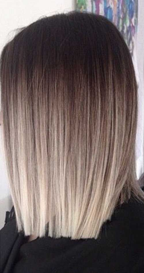 35 New Blonde Ombre Short Hair | http://www.short-hairstyles.co/35-new-blonde-ombre-short-hair.html