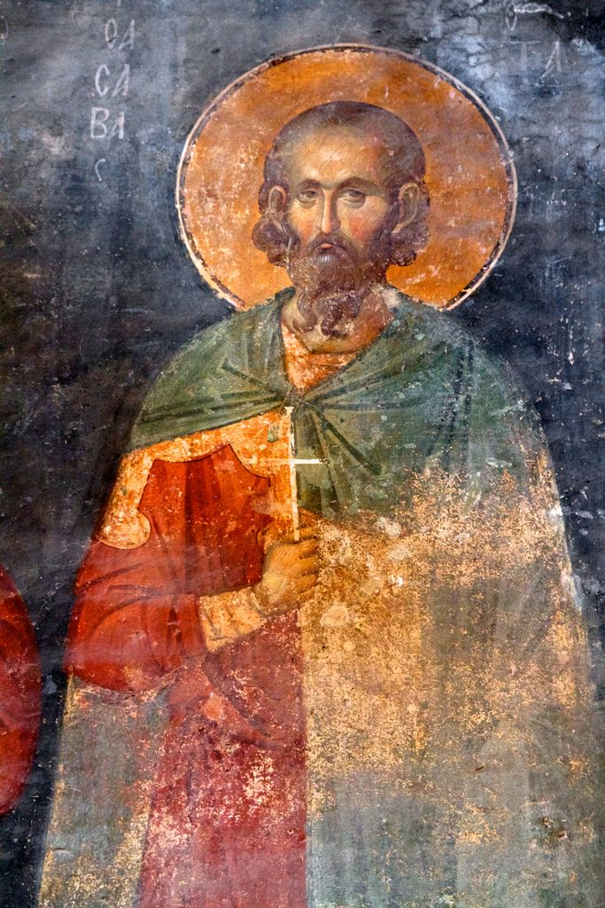 saint Savvas All sizes | Saint Sabas Stratelates | Flickr - Photo Sharing!