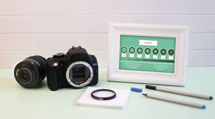 Schöner Fotografieren: In unserer Reihe zur kreativen Fotografie erfährst du alles über Blende, Tiefenschärfe und Bokeh.