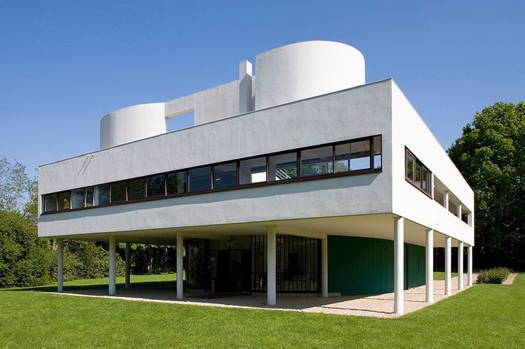 Le Corbusier's Most Significant Projects Photos | Architectural Digest