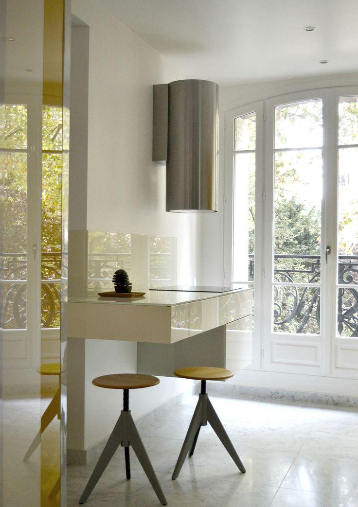 36e8 Kitchen by Pierre PIERRE Bourgois, LAGO REDESIGNER
