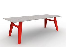 WELDED TABLE  BONALDO  ZONE 16