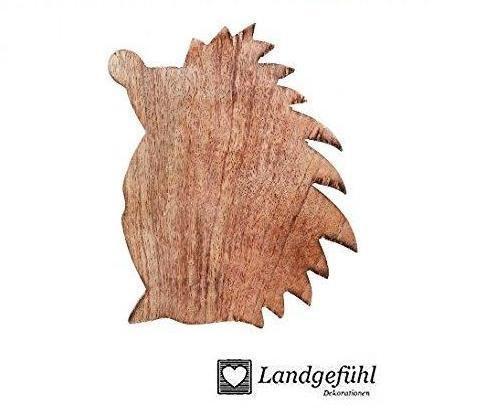 Stunning Holzigel Dekoration von Exner Igel Dost Holz Handarbeit Landhausstil Shabby u