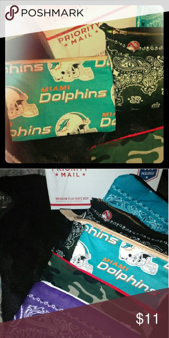 Check out my custom bags While your here please check out my custom clutches, and bags Bags Wallets