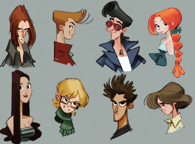 Character Design Group : Best character designs group images on pinterest